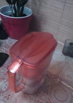 Кувшин-фильтр Барьер Гранд (оранжевый)
